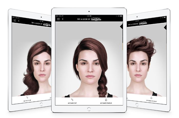 June Edit Blog - Hairstyle change app