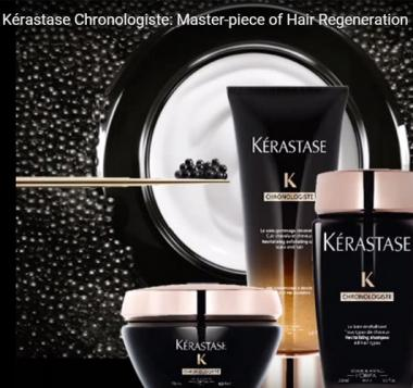 Kerastase hair regeneration