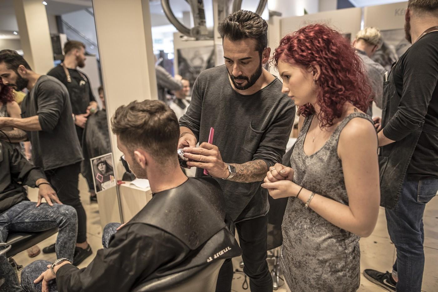Barbering Workshop