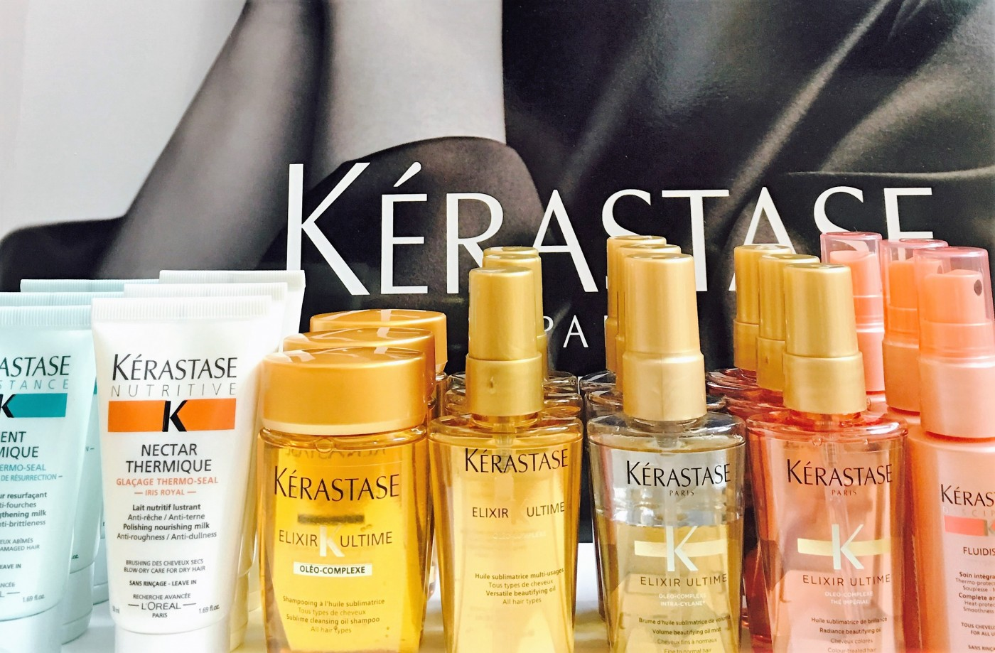 Kerastase Travel Size Products Uk