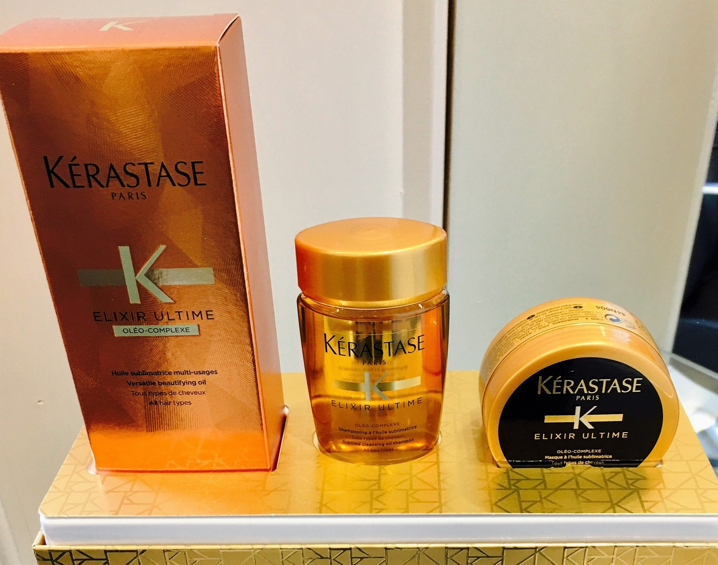 Kerastase Elixir Ultime Beautifying Oil Gift Set