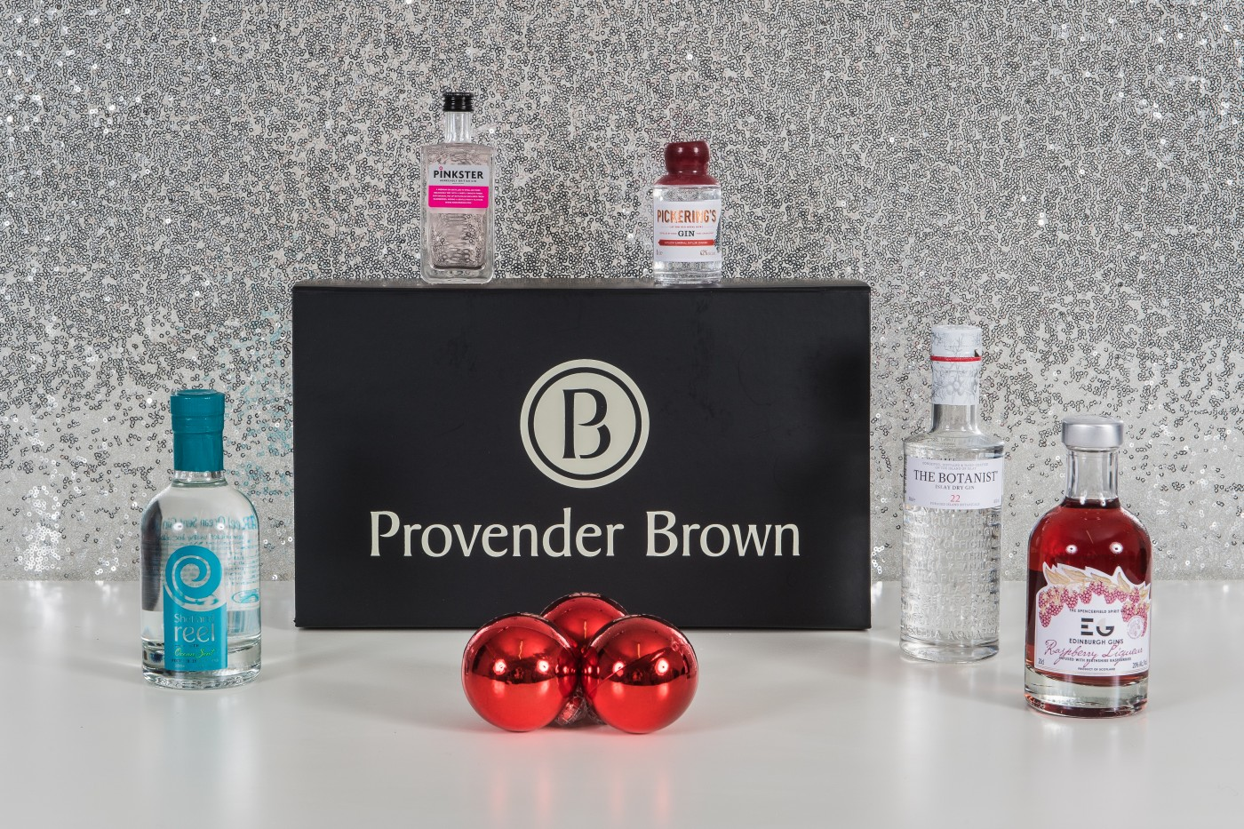 1 Prov Brown Gin