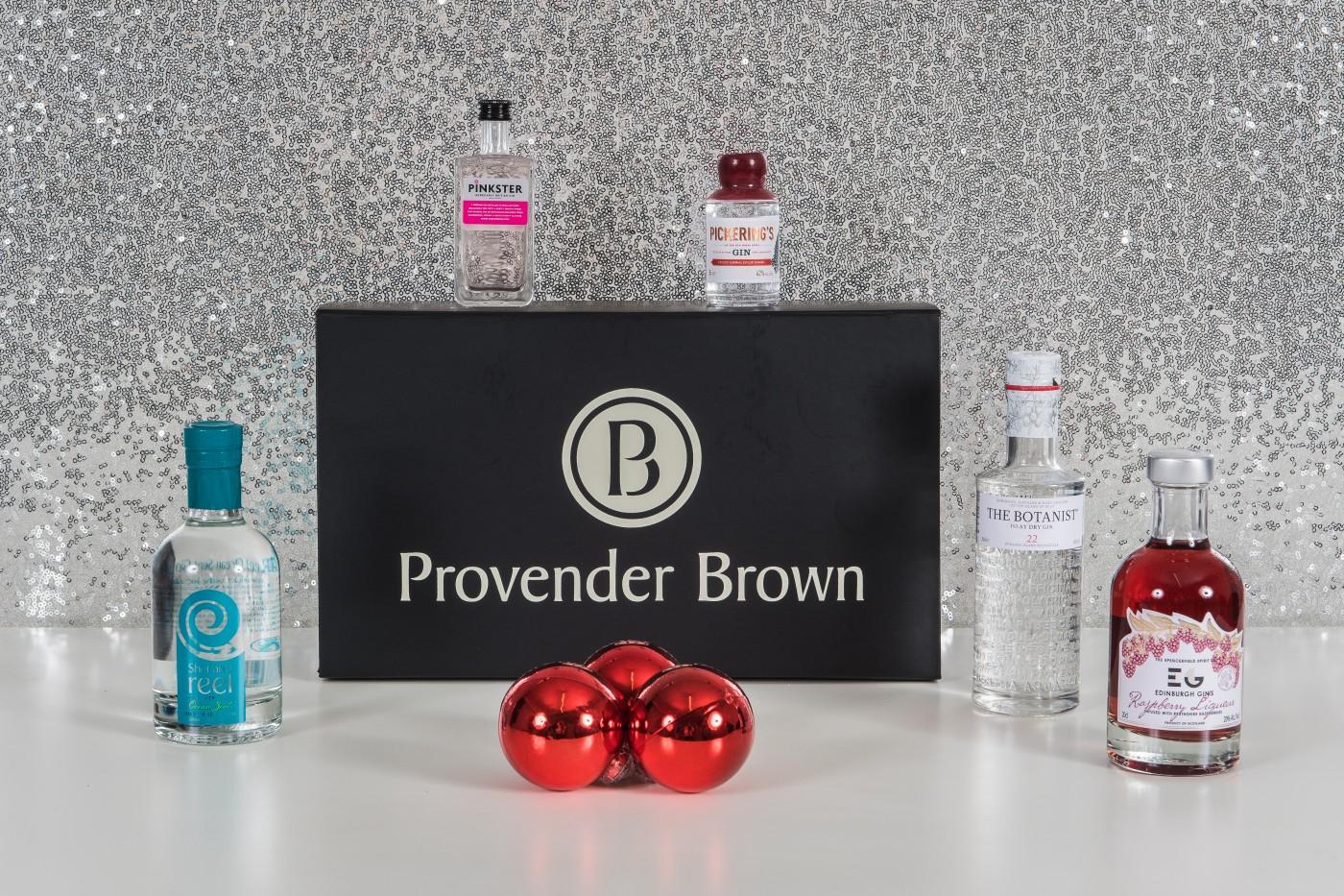 1 Prov Brown Gin
