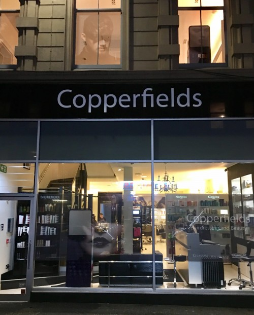 Our new shop signage looks fantastic, we're really happy with it.
