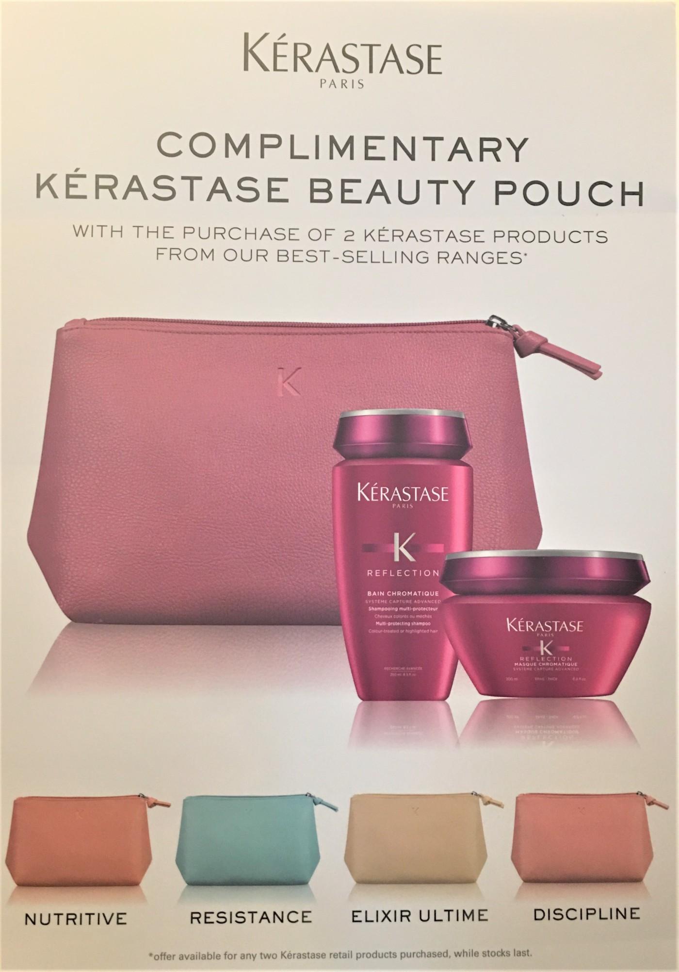 Kerastase Beauty Pouch