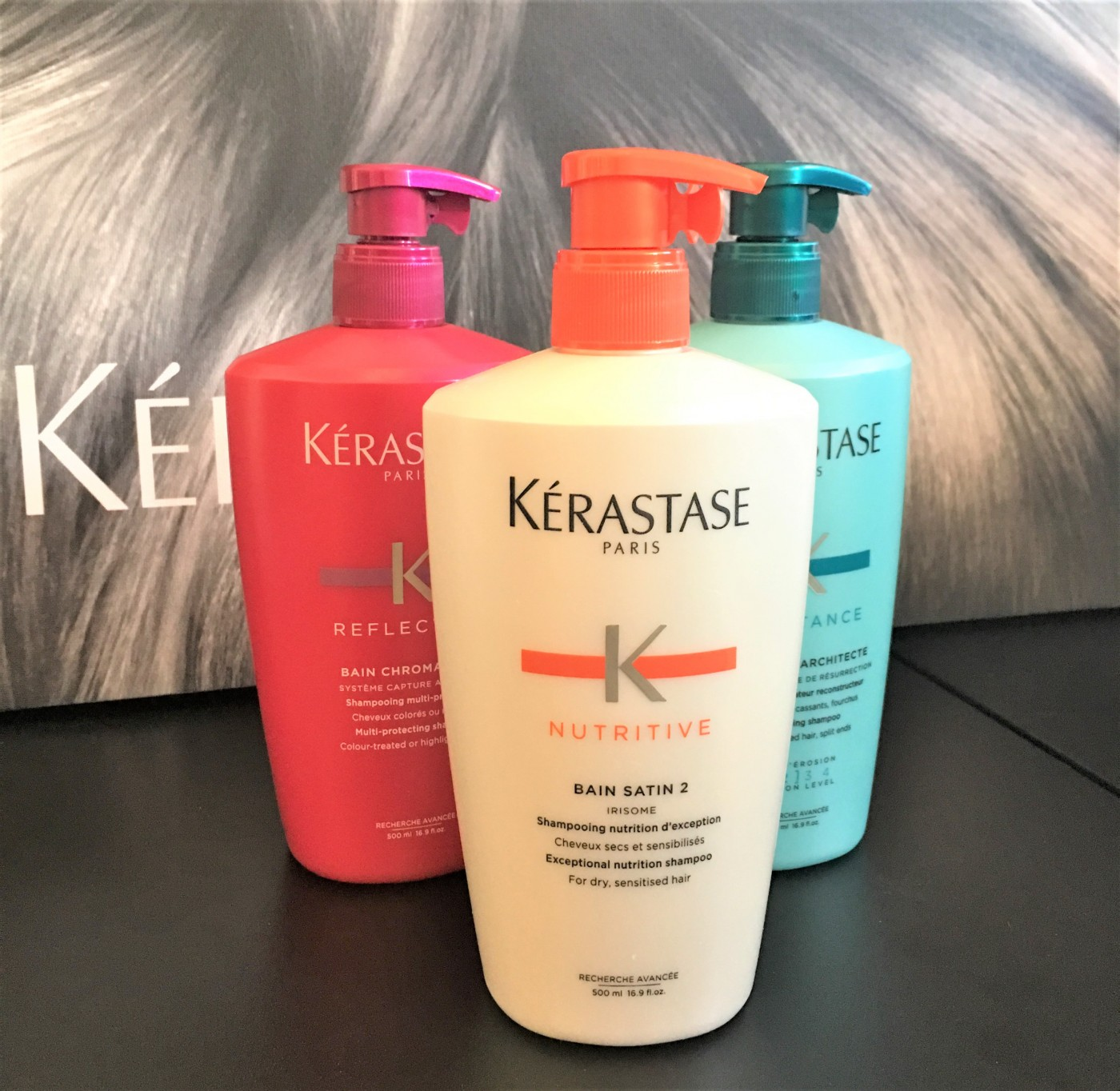 Kerastase 500 Bottle
