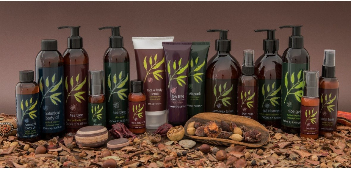 Outback Organics Products